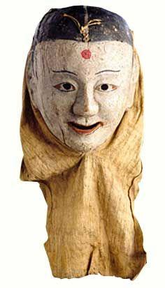 Korean Mask | Ancient Korea - The Ancient Kingdoms of Korea