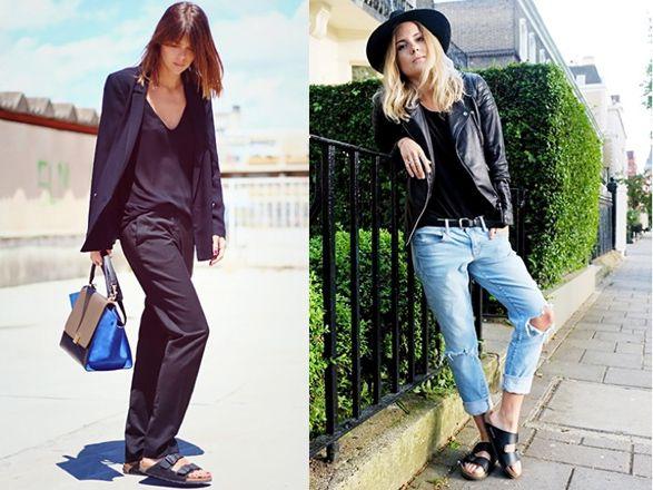 785449a43ff Birkenstock Trend ~ Mens Leather Sandals