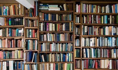 Shelf life … an independent bookshop. Photograph: Rob Whitworth/Alamy