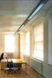 Kantoorverlichting: visueel comfort en energiebesparing hand in hand / @Philips Lighting en ZUMTOBEL