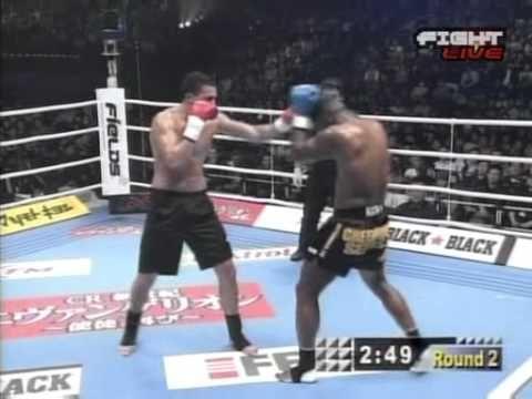 K-1 Rivals: Remy Bonjasky vs. Badr Hari - SciFighting