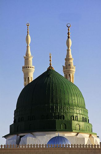 Nabawi mosque, madinah