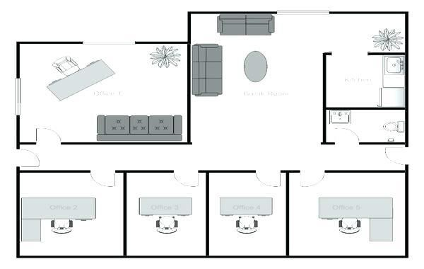 Office Floor Plan Ideas Office Floor Plan Simple Floor Plans Medical Office Design