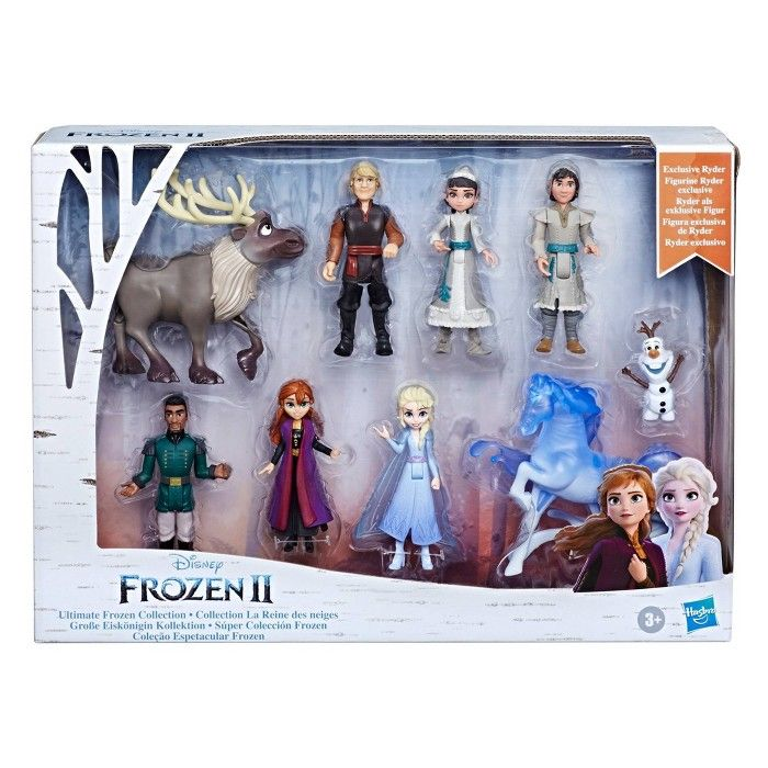 Disney Frozen 2 Ultimate Small Doll Collection Disney Frozen