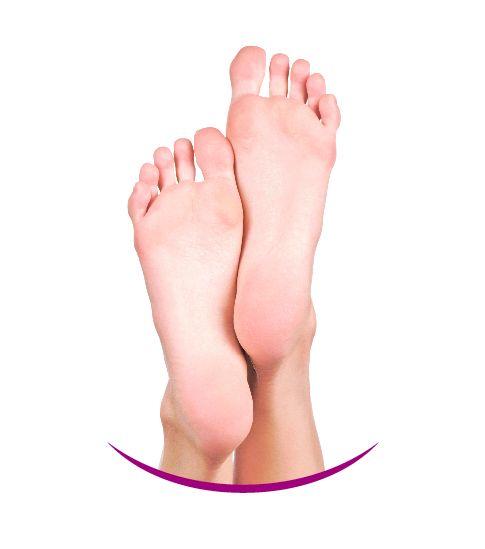 Shefoot. Szczęśliwe stopy