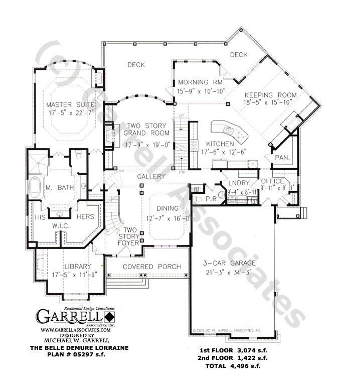 Marvelous Custom Homes Plans