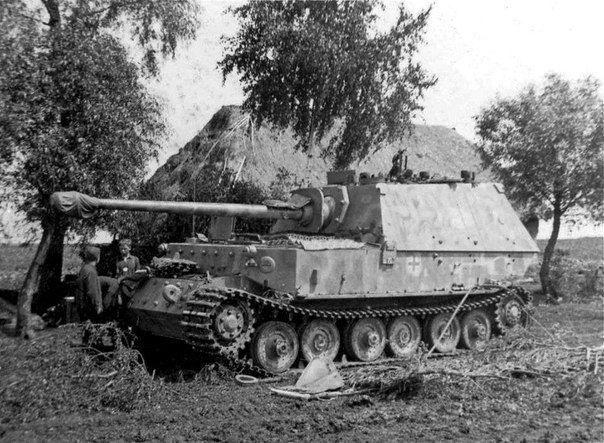 """"""" Ferdinand """" Kursk 1943"""
