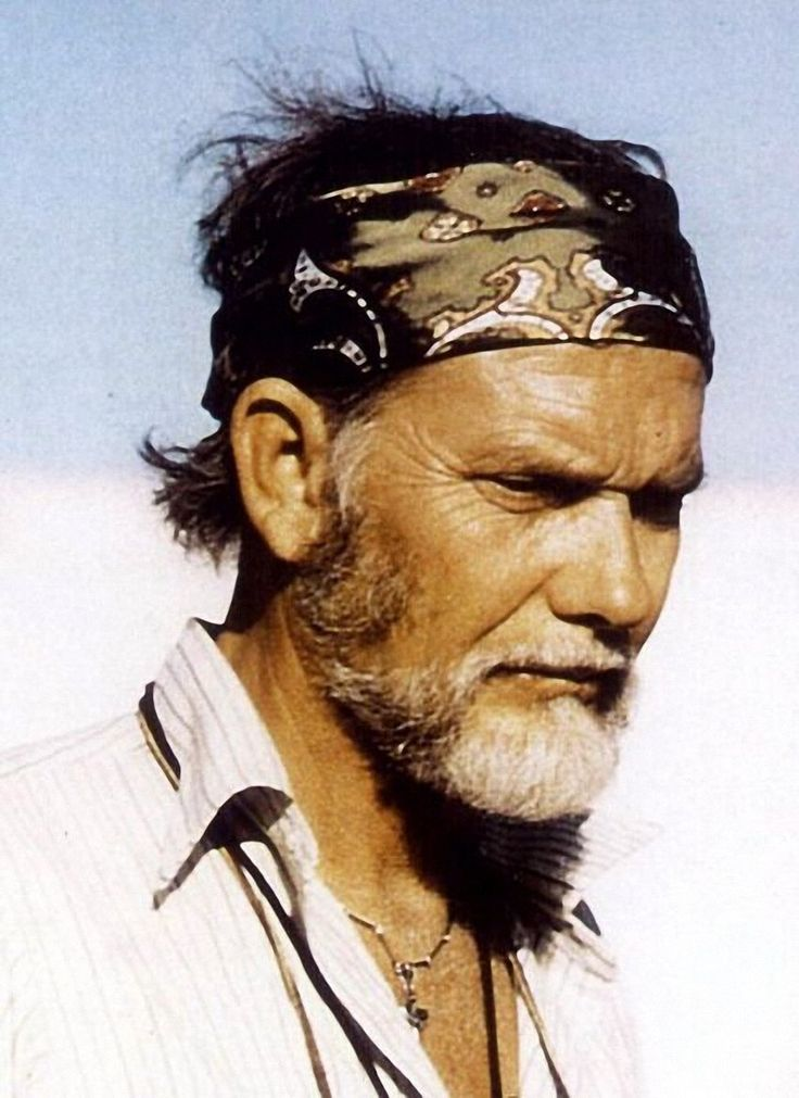 Sam Peckinpah (The Wild Bunch, Straw Dogs, etc.) http://www.imdb.com/name/nm0001603/#Writer