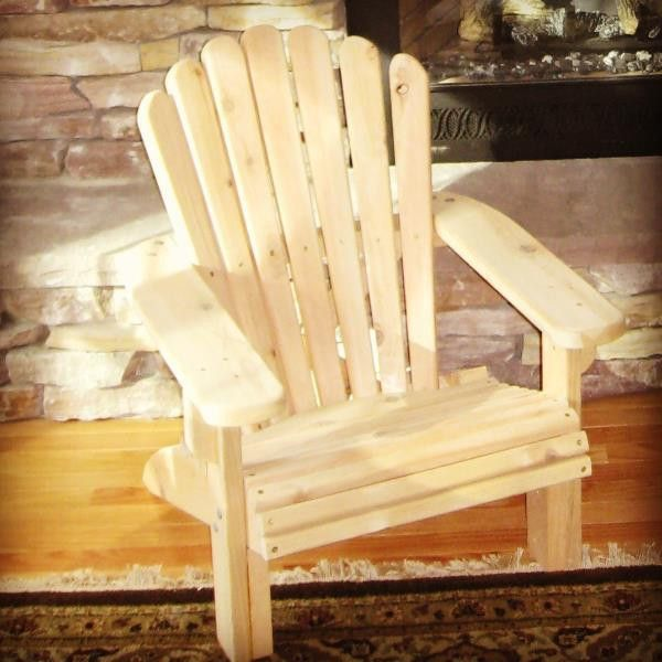 New York States of Mind Marketplace Childs Adirondack Chair. Handmade in the Adirondacks by Watson Woodworking.