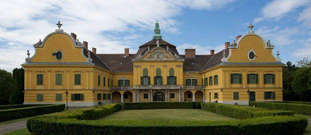 Nagytétény Castle | Museum of Applied Arts