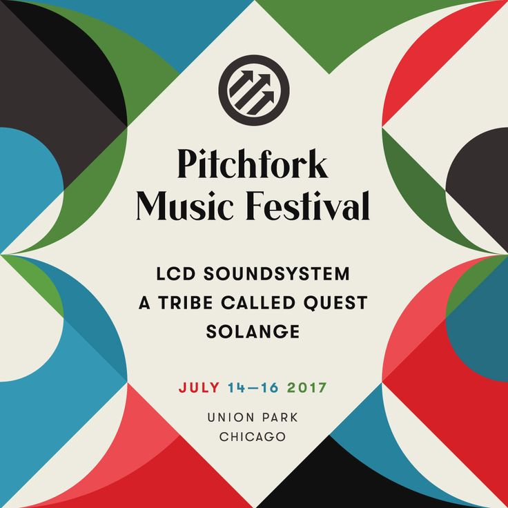Pitchfork Music Festival Announces LCD Soundsystem, A Tribe Called Quest, and Solange as 2017 Headliners