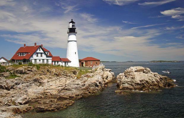 5 Fall Weekend Getaways - Portland Maine