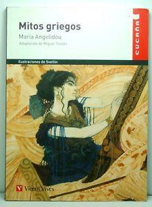 a mitos griegos maria angelidou vicens vives clasicos adaptados cucana