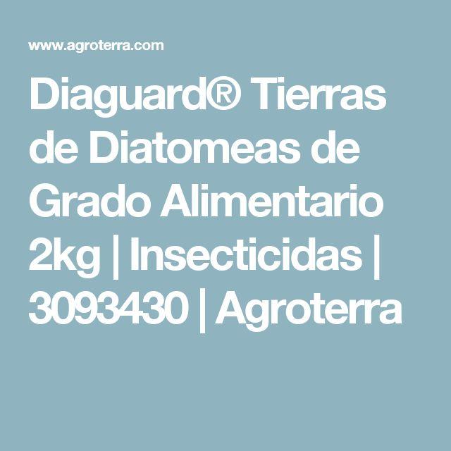 Diaguard® Tierras de Diatomeas de Grado Alimentario 2kg | Insecticidas | 3093430 | Agroterra