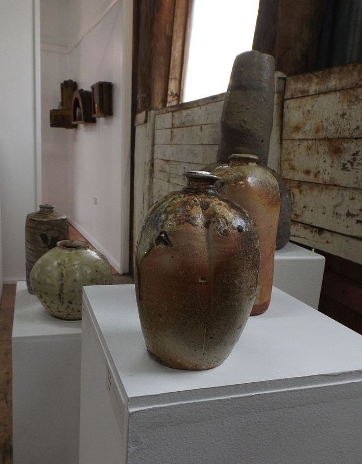 Works by Owen Rye - Australian woodfire: Curator's choice, 8 July – 2 August 2015, Strathnairn Arts