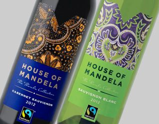 Why not give a local wine this time? #fairtrade #wine #gift
