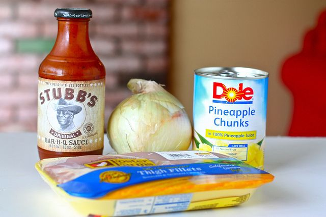 TK Blog Hawaiian BBQ Pulled Chicken Sandwiches 01 by Ree Drummond / The Pioneer Woman, via Flickr