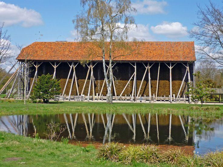 Der Salinenpark in Rheine