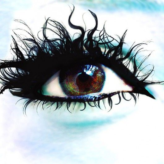 Eye Art ~ Oh My!  ❤'d by http://makeupartistrycairns.com.au/  #makeup #lashes #eye #art