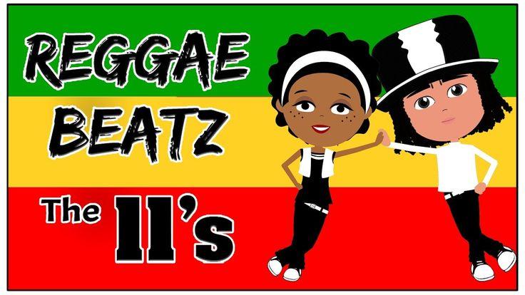 11 Times Tables Song (Reggae Beatz) Learn The Fun Way!