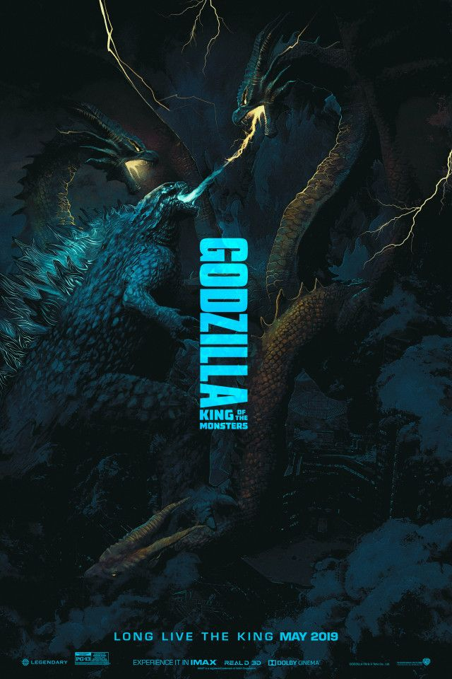 Create Artwork For Godzilla King Of The Monsters Godzilla Kong Godzilla Godzilla Wallpaper