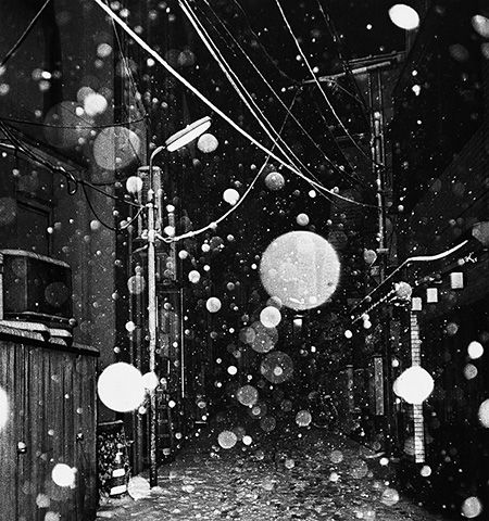 森山大道作品 ©Daido Moriyama