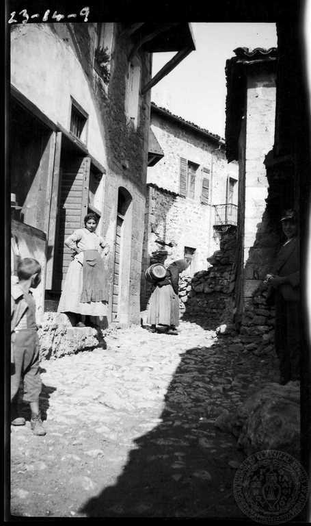 Arcadia. Dimitsana. 1923; Dorothy Burr Thompson.
