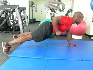 The Simple Celebrity Workout You Can Do In 30 Minutes: Total Body Celebrity Workout: Part Two