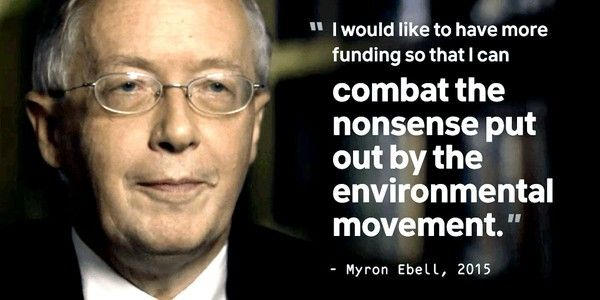 "Trump's EPA Advisor Myron Ebell a 'Superstar of the Denialosphere'. Myron Ebell, head of President-elect Donald Trump's U.S. Environmental Protection Agency (EPA) transition team, is a notorious denier of global warming whose biography unashamedly notes that he's considered a ""climate criminal"" by activists and ""a superstar of the denialosphere"" by The Climate War author Eric Pooley. But he's also director of environmental policy at the Competitive Enterprise Institute, which touts ""the…"