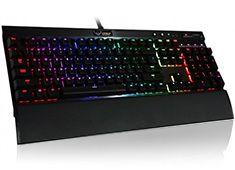 Corsair Gaming K70 RGB Mechanical Gaming Keyboard Cherry Red