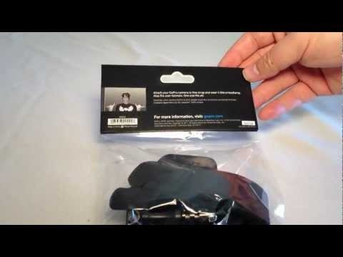 GoPro Head Strap Mount Review http://thechrisvossshow.com/gopro-head-strap-mount-review/