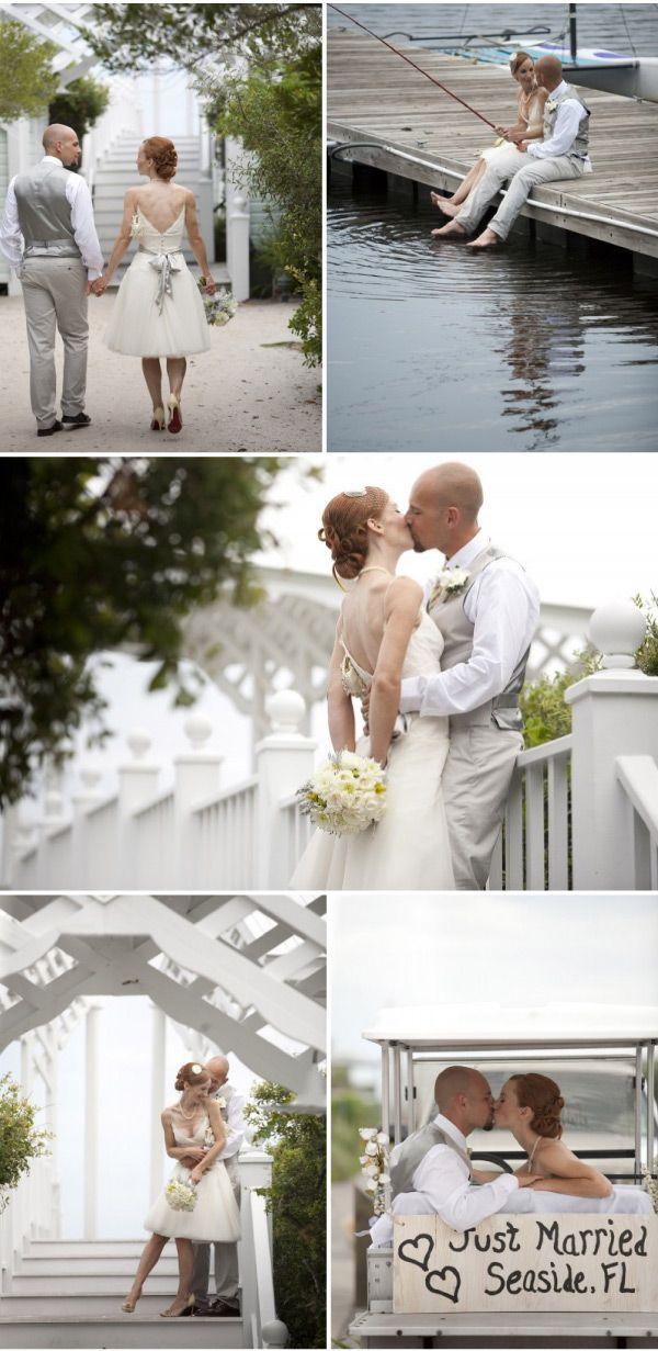 Pics on the pier (no fishing poles)
