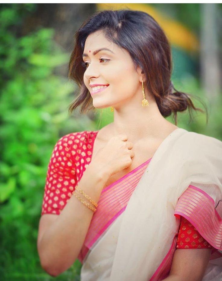 Brocade and sari