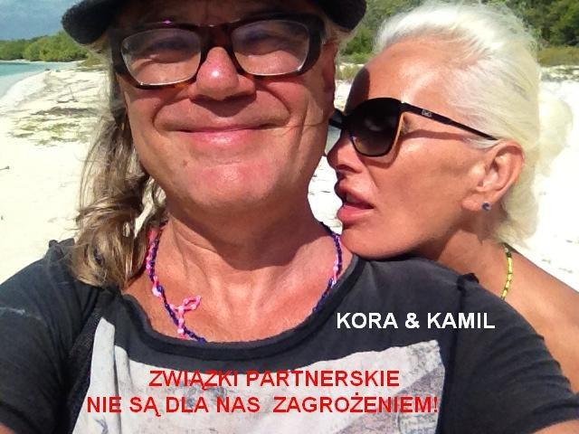 #Poland Civil partnerships are not a threat to us! #Kora & Kamil