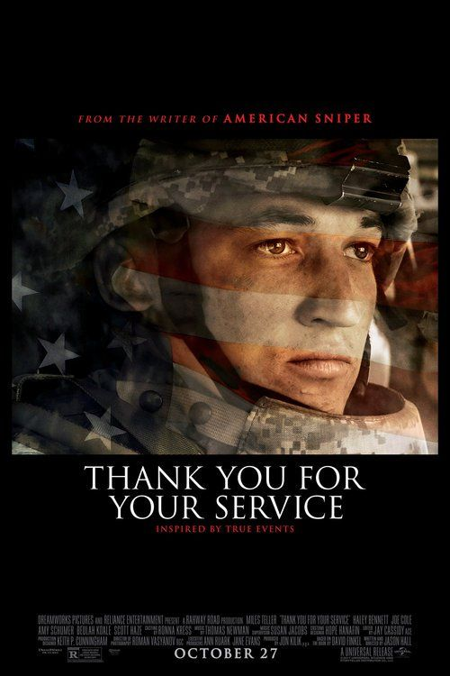 Thank You for Your Service 2017 full Movie HD Free Download DVDrip