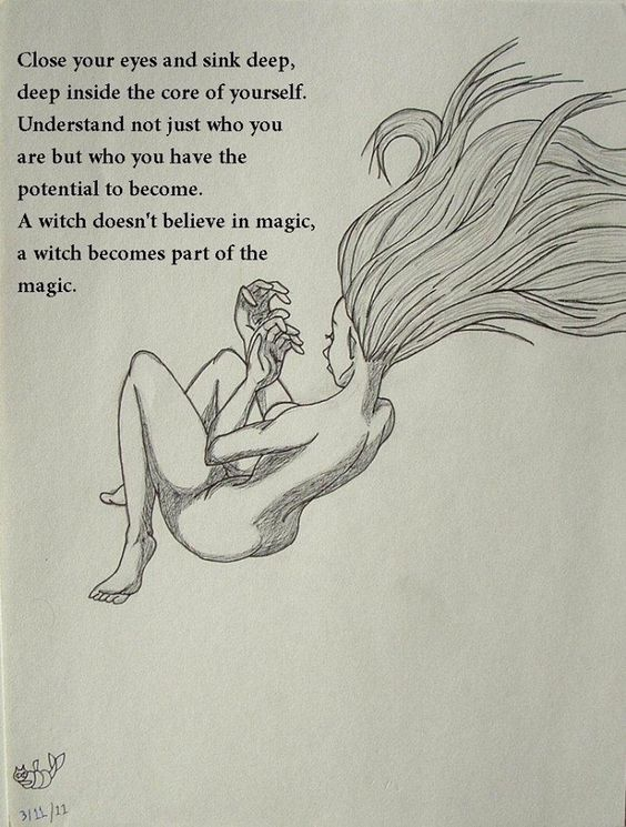 Pagan, witch, Wiccan, magick: