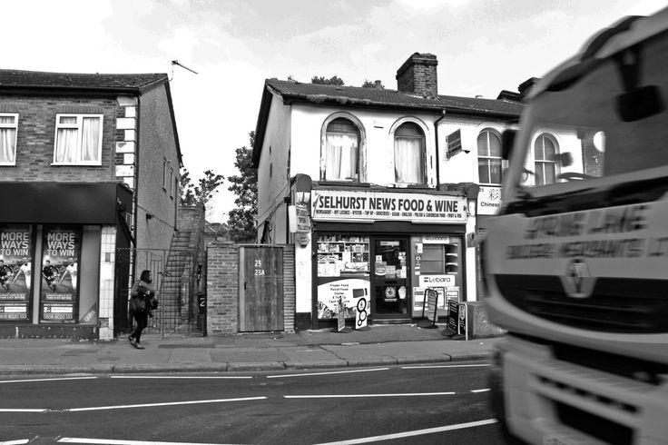 Selhurst street photography.