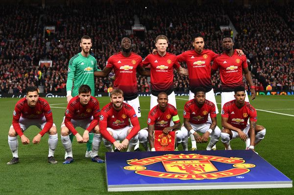 People Photos Uefa Champions League Manchester United Team Europa League