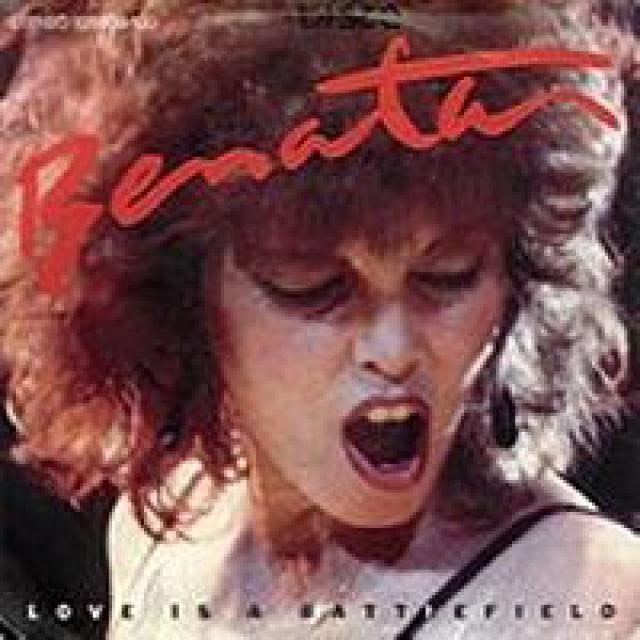 """Pat Benatar """"Love Is a Battlefield"""""""
