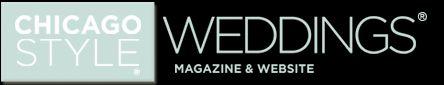 ChicagoStyle Weddings Website and Magazine Logo