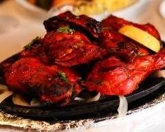 Pilons de poulet tandoori faciles Ingrédients