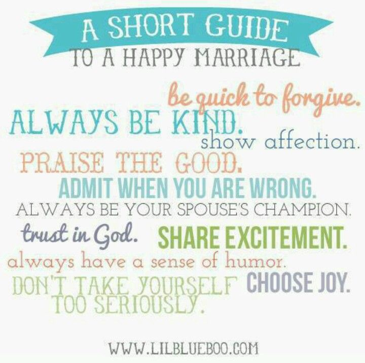 Quotes Of Marriage Life: Happy Marriage