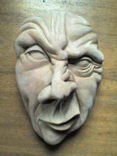 Clay Masks, Masker Klei, Ceramics Masks, Cool Ideas, Ceramic Masks Ideas, Art Masks, Ceramics Sculpture