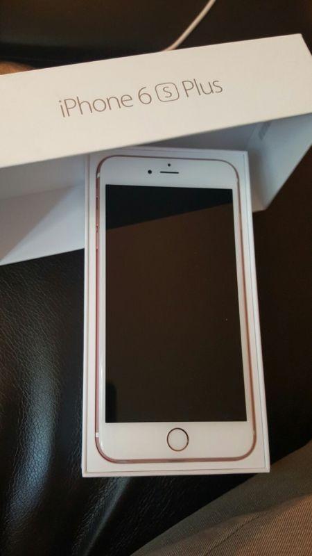 Apple iPhone 6s Plus (Latest Model) – 128GB – Rose Gold (Unlocked) Smartphone – …