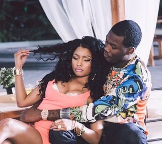 "Meek Mill and Nicki Minaj  ""All Eyes On You"" Sneak Peek"