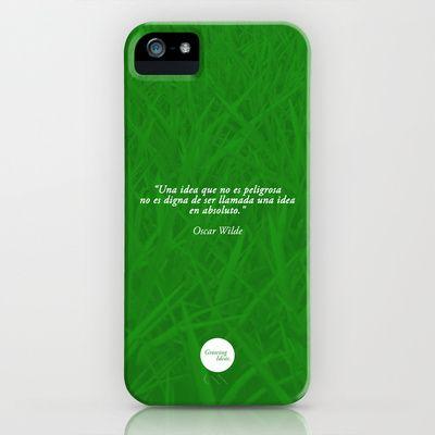 Dangerous Ideas iPhone & iPod Case by Growing Ideas - $35.00