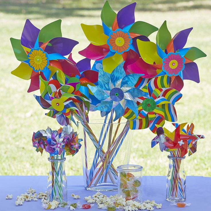 Carnival Party range #whirlywindmills #rainbow #colour #fun #party #carnival #celebration