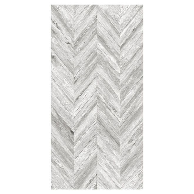 Mur Design Decorative Whitened Faux Wood Panel 48 X 96 Panch 148w Reno Depot En 2020 Panneaux Decoratifs Faux Bois Latte Bois