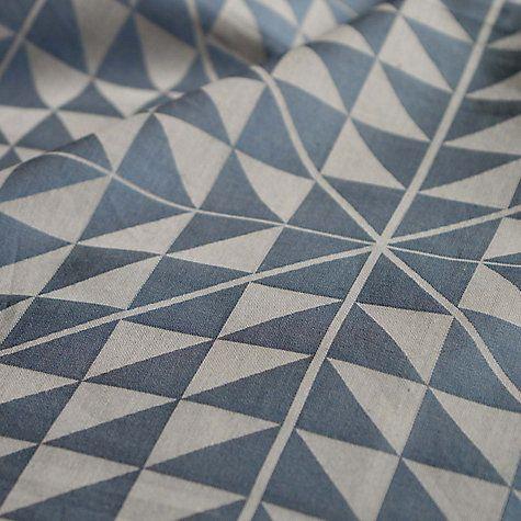 Buy Niki Jones Geocentric Cotton Bedding Online at johnlewis.com