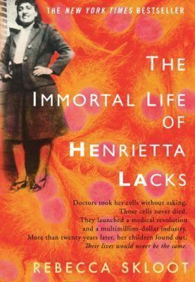 The Immortal Life of Henrietta Lacks: Worth Reading, Book Club, Immortal Life, Books Worth, Henriettalacks, Reading List, Rebecca Skloot, Bookclub